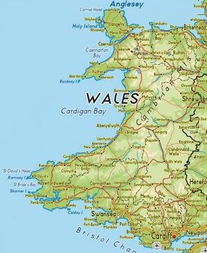 Click to view Welsh Screensaver 1.0 screenshot